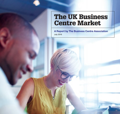 BCA Research Reveals Rocketing Value of UK Flexible Workspace Industry