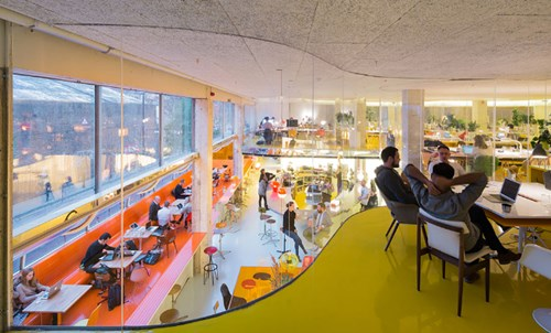 "Is this ""Regus Re-Boot"" the Workspace of the Future?"