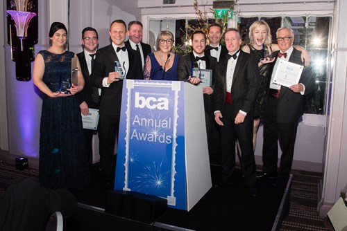 BCA Annual Industry Awards 2016