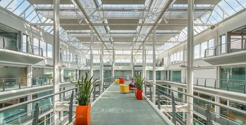 Flexible workspace in 2017: Off to a flying start!