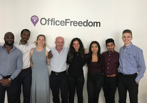 Flexible Workspace Pioneers, Search Office Space, Rebrand to Office Freedom After 25 Years
