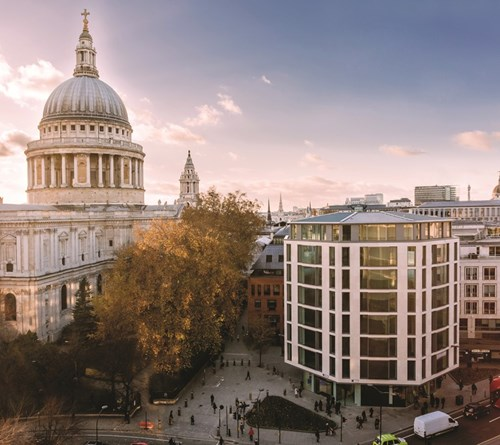 Acquisition of London Executive Offices