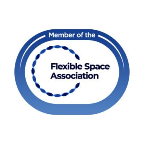 New Flexible Space Association Membership Logo