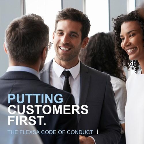 FlexSA Code of Conduct in the Spotlight
