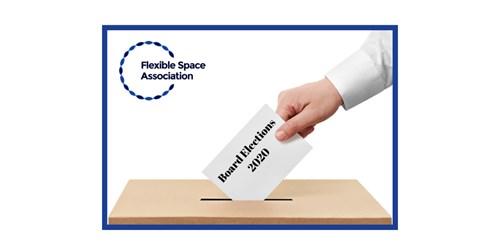 Flexible Space Association Board Elections 2020