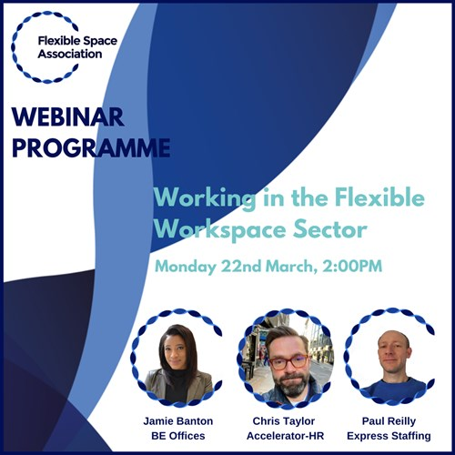 Working in the Flexible Workspace Industry