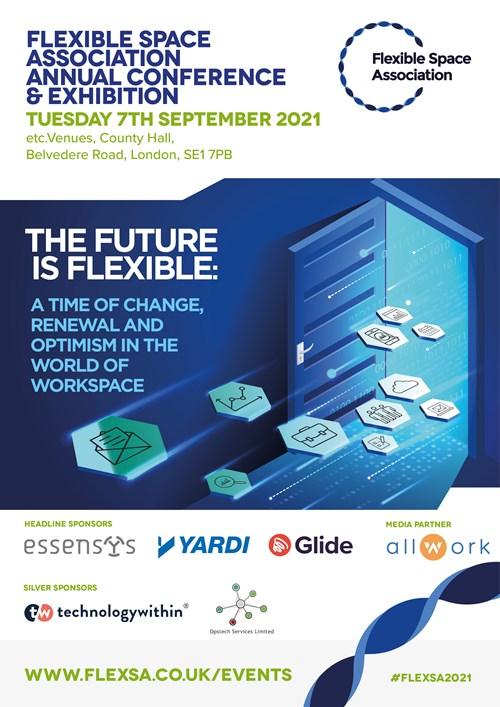 The Future is Flexible - Flexible Space Association Announces Details of Conference & Exhibition