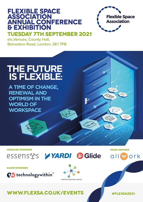 FlexSA Conference Welcomes New Headline Sponsor & Media Partner