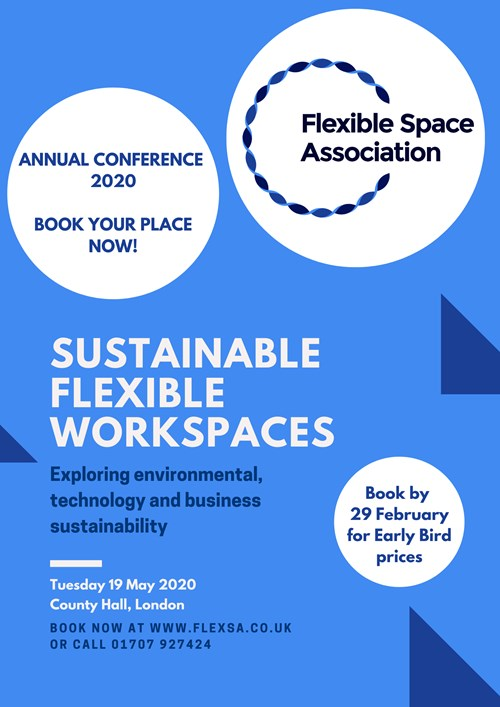 Flexible Space Association Annual Conference 2020