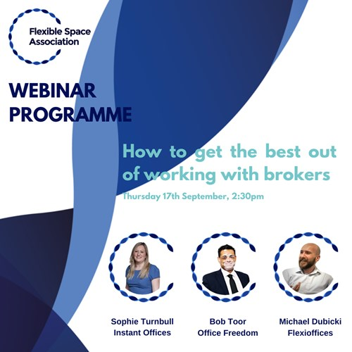 Webinar: How to get the best out of working with brokers