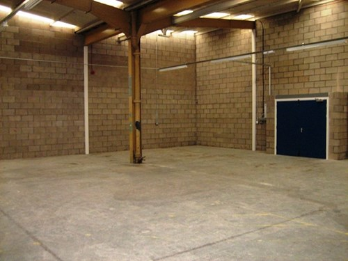Flexspace Kirkcaldy - Mitchelston Drive