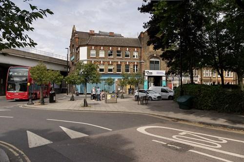 Bizspace in Brixton