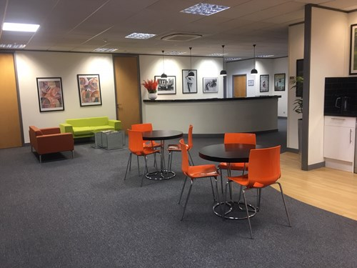 Bizspace in Egham