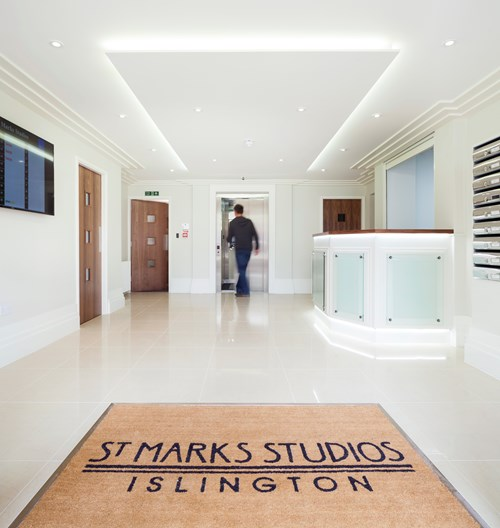 St Mark's Studios