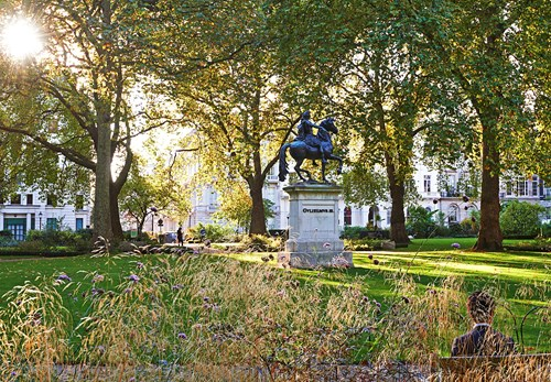 Landmark, London, St James' Square