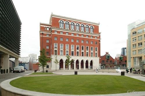 Landmark, Birmingham Brindley Place