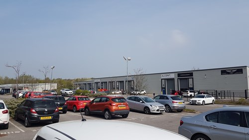 Bizhub - Longfields Court, Barnsley