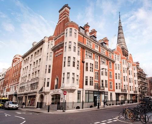 London, Margaret Street