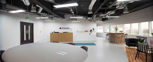 Spaces, Glasgow - Charing Cross