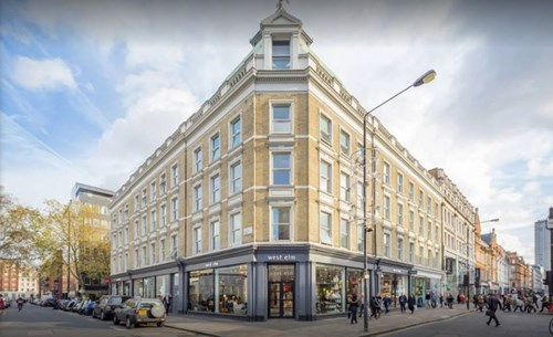 Landmark, London Alfred Place