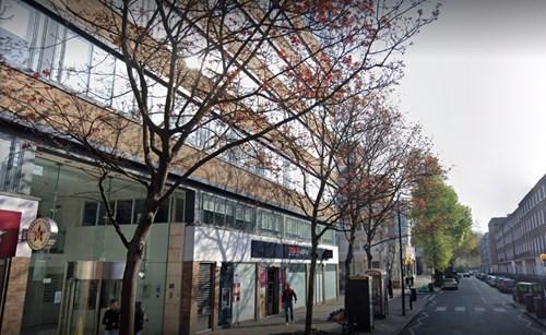 Landmark, Russell Square