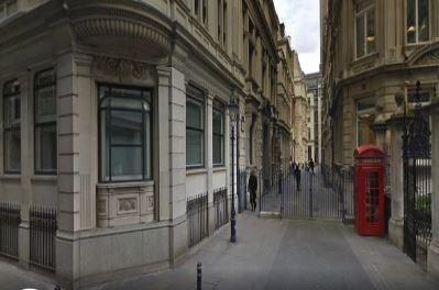 London, Austin Friars - No 23