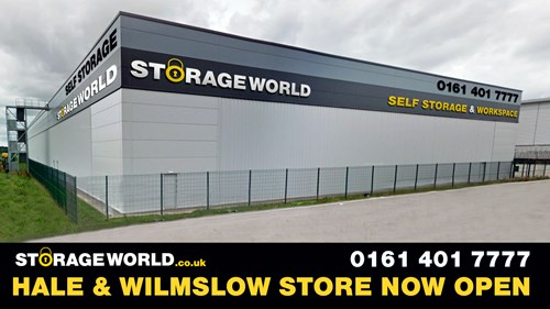 Storage World - Hale & Wilmslow