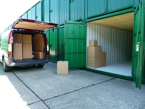 Eversley Storage