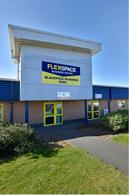 Flexspace Blackpool - Amy Johnson Way