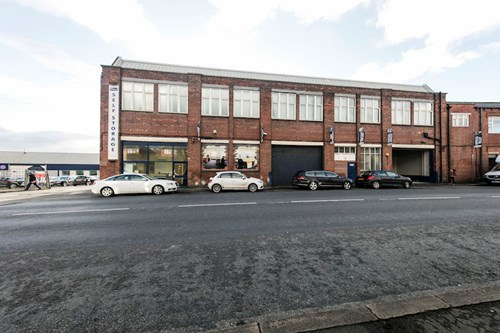Flexspace Leeds - Burley Hill