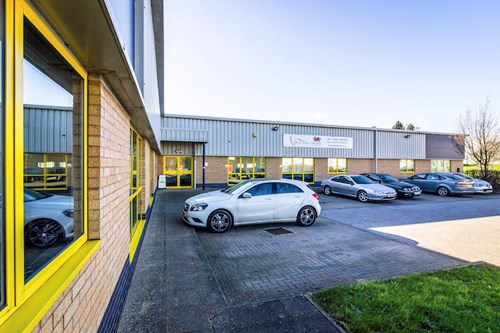 Flexspace Deeside
