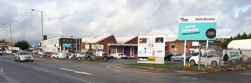 Bizspace in Swindon