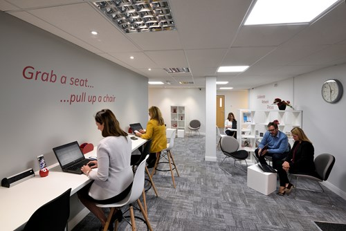 Portal Business Centres Warrington