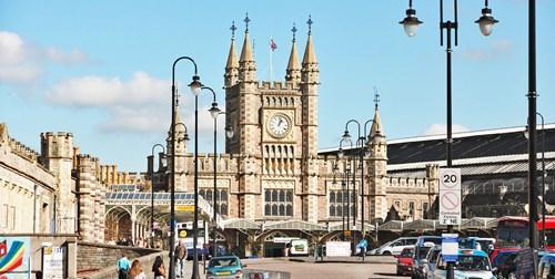 CityPoint, Temple Gate, Bristol, Avon, BS1 6PL