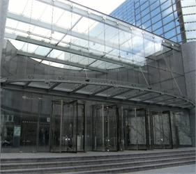 111 Buckingham Palace Road Entrance, Abbey Business Centres