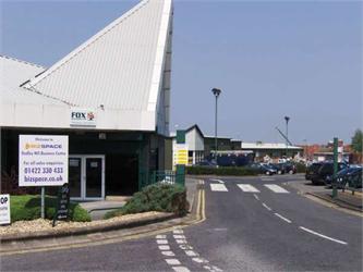 Bizspace in Bradford - Dudley Hill