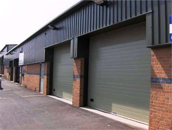 Secure Units at Bizspace in Bradford - Dudley Hill