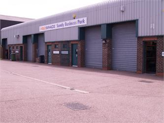 Industrial Units, Bizspace, Middlefield Industrial Estate, Sandy, Bedfordshire, SG19