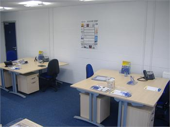 Evans Business Centre Leominster office, herefordshire, HR6