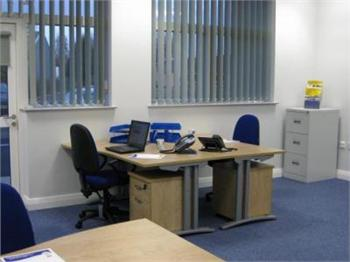 Rural Enterpise Centre office, Hereford, HR2