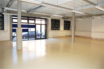 Workshop unit Workspace, Haldane Place London
