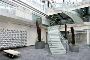 Canterbury Court Business Centre - Stairway Area, Oval