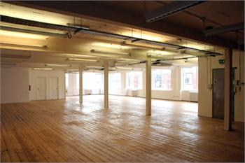Exmouth House - Workshop Space, Clerkenwell