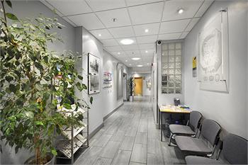 Hatton Square Business Centre - Reception Area, Farringdon