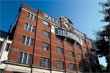 Pall Mall Deposit, Ladbroke Grove, London, W10