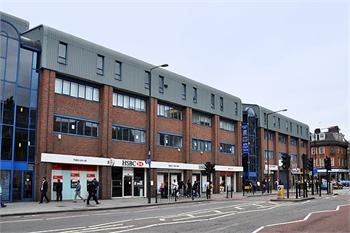 Whitechapel Technology Centre, Whitechapel, London, E1