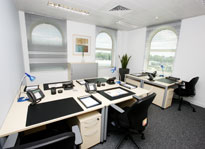 Regus fully equipped office at Fortis House, Essex,  IG11