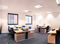 Regus Belfast City Centre office, Antrim, N Ireland