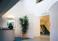 Regus Exeter reception, Exeter Business Park, EX1