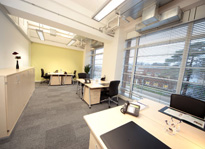 Regus Farnborough office, Hampshire, GU14